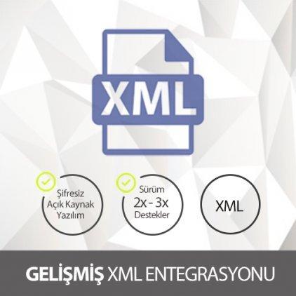 Opencart Gelişmiş XML Entegrasyonu Modülü