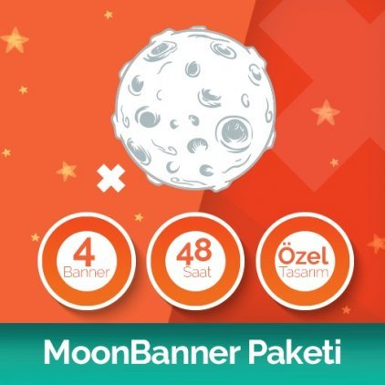 MoonBanner Paketi